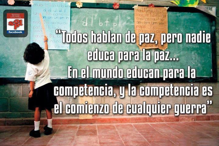 foto educacion por la paz