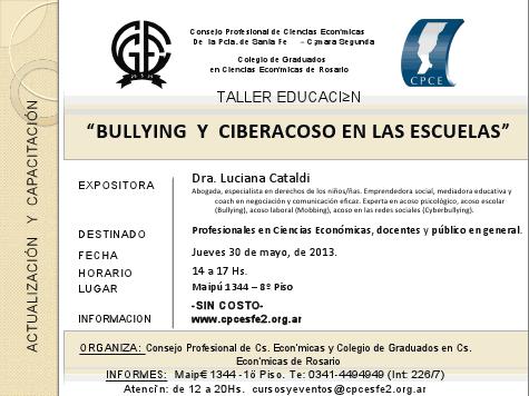 Bullying-y-Cyberbullying-Escuelas-Rosario-Jornada-Consejo-Profesional-Cs-Economicas